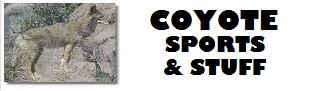 Coyote Sports and Stuff